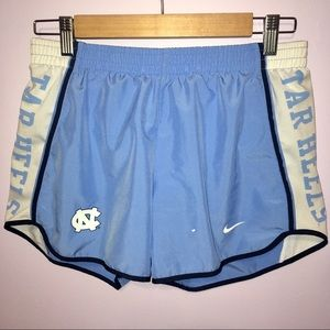 UNC Nike Dri-Fit shorts